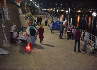 """فعاليات ثقافية ومعارض حرف تراثية بـ""""ممشى أهل مصر"""" في أسيوط"""