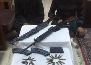 ضبط 236 قطعة سلاح و315 قضية مخدرات في ثالث أيام حملة الأمن العام