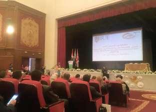 بالصور| الجامعة البريطانية في مصر تحتفل بيوم الصيدلي العربي