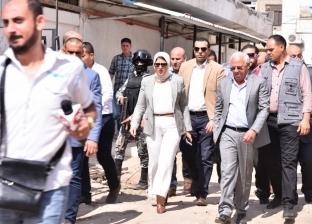 وزيرة الصحة: بورسعيد ستشهد طفرة طبية غير مسبوقة العام المقبل