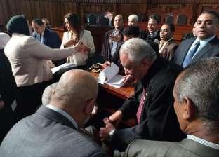 عاشور: رئيس القضاء الأعلى لم يتهم المحامين بالإهانة والحكم عليهم باطل