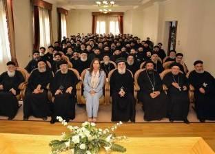 """إيبارشية سمالوط تخصص اجتماع الكهنة الشهري لمناقشة """"حقوق الطفل"""""""