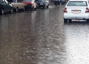 """""""الأرصاد"""" تكشف سبب سقوط الأمطار اليوم على القاهرة في فصل الربيع"""