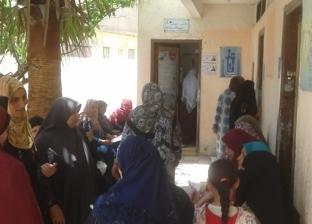 """محافظ دمياط تتابع أعمال مبادرة """"الست المصرية صحة مصر"""""""