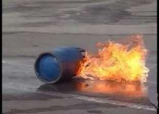 إصابة أم وابنها بحروق إثر انفجار أنبوبة غاز في الطالبية بالجيزة