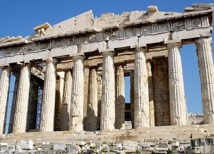 علماء: تغير المناخ يهدد الآثار الإغريقية في اليونان