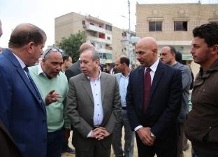 بالصور| محافظ كفر الشيخ يتفقد مستشفى بيلا بتكلفة 337 مليون جنيه