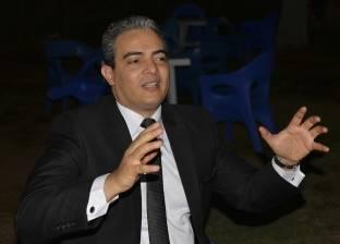 الإعلاميين توقف صبحي الحفناوي مقدم برامج بقناة الحدث اليوم