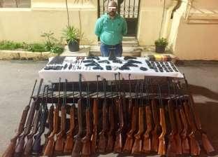 ضبط ورشة لتصنيع وتعديل الأسلحة النارية بالمنصورة