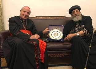 البابا يواصل زيارته للنمسا ويلتقي رئيس مجلس أساقفة الكنيسة الكاثوليكية