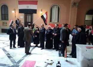 مسؤول بسفارة مصر بجنوب إفريقيا: الإقبال زاد الضعف رغم الأمطار الغزيرة
