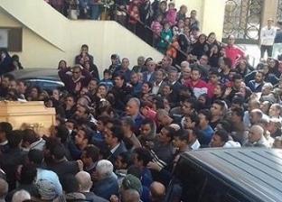 مواكب جنائزية فى المحافظات لتشييع جثامين الشهداء