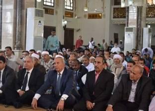 خطيب مسجد في الغردقة: الإسلام حثنا على الدفاع عن دور العبادة