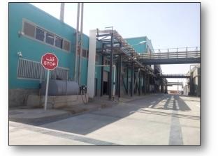 آمنة: 64 % نسبة الإشغال بالمنطقة الصناعية بوادي النطرون
