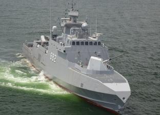 البحرية المصرية والفرنسية تنفذان تدريبا عابرا في نطاق البحر المتوسط
