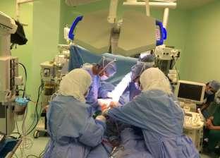 نجاح عملية نادرة لطفل بمستشفى الولادة والأطفال بالسعودية