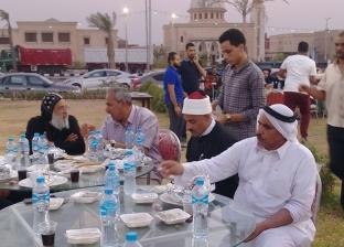 إفطار جماعي للمسلمين والمسيحيين في رأس سدر