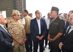 """رئيس الوزراء: بورسعيد ستصبح أول محافظة خالية من """"العشش المأهولة"""""""