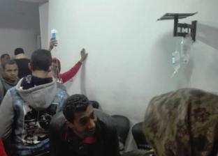 وزارة الصحة تحقق فى تسمم 68 تلميذاً بحضانة كنيسة