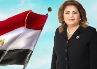 منى منير تكرم أبناء الأبطال من الشهداء بمركز شباب العجوزة