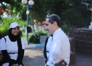 رئيس جامعة القناة: معسكر القادة يؤهل مهارات الطلاب ويصحح أفكارهم