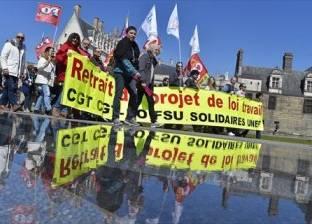 نقابات فرنسية تحذر من مواصلة الإضراب حال عدم التراجع عن تعديل قانون العمل