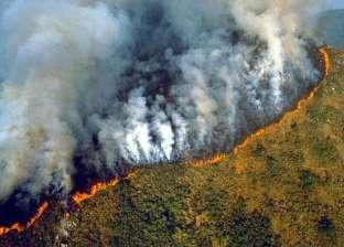 صور.. غابات الأمازون تحترق منذ 3 أسابيع وتضع كوكب الأرض في خطر