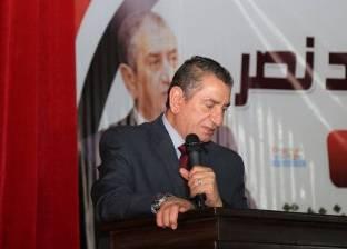 السيد نصر يحزم حقائبه.. زلات لسان وقع فيها المحافظ السابق لكفر الشيخ