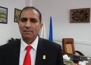 """""""غلاب"""": رئيسا البرلمان والحكومة حلّا عددا من مشاكل جامعة أسوان الجديدة"""