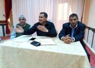 """رئيس لجنة النظام والمراقبة بـ""""تعليم كفر الشيخ"""": لا تهاون في حق الطالب"""