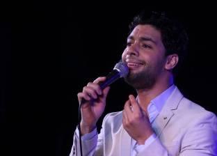 """اليوم.. المطرب أحمد جمال ضيف غدير حسان على """"9090"""""""
