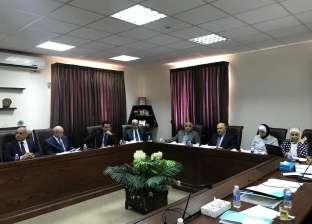 """رئيس """"الإسكندرية"""" ممثلا للجامعات المصرية في اجتماع مجلس إدارة الجودة"""