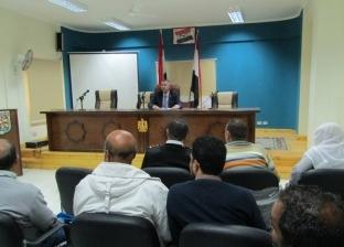 """رئيس مدينة أبورديس: """"75% نسبة تنفيذ مشروعات الخطة الاستثمارية"""""""
