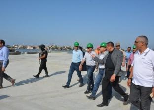 """""""محلية النواب"""" تتفقد ميناء الصيد في رشيد"""