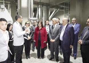 «الدقهلية للدواجن» تفتتح أكبر مصنع لإنتاج أعلاف الدواجن والأسماك