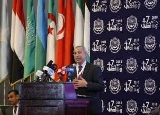 """رئيس """"العربية للعلوم"""" يبحث سبل التعاون مع قنصل عام الصين بالإسكندرية"""