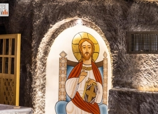 الكنيسة ترد على منتقدي تجديد مغارة دير «درنكة»: احتفظنا بطابعها الأثري