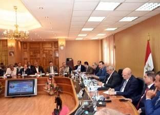 محافظ الشرقية يستقبل مساعد وزير التنمية المحلية