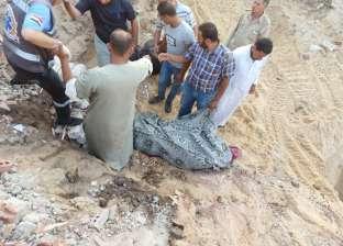 مصرع طالب صعقه عامود إنارة نتيجة لمياه الأمطار في الدقهلية