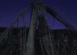 """10 أطفال عالقون تحت أنقاض مبنى مدرسة إنهار في """"نيجيريا"""""""