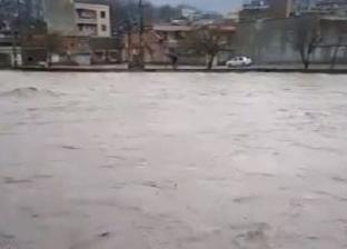 وفاة 17 شخصًا بينهم 3 أطفال بسبب سيول اجتاحت إيران