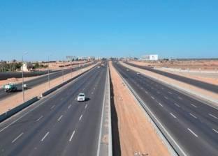 """إعادة فتح طريق """"بنها ـ شبرا"""" الحر بعد غلقه 3 ساعات بسبب الشبورة"""