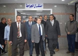 رئيس جامعة بنها: نجحنا في إدارة أزمة المصعد وسننتظر تحقيقات النيابة