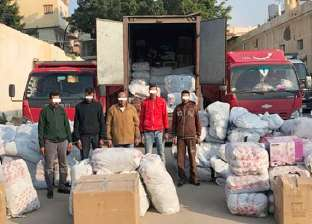 ضبط تشكيل عصابي سرق سيارة شحن بضائع بالإسكندرية