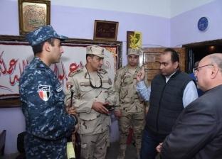 نائب محافظ الإسكندرية يتفقد عددا من اللجان الانتخابية بـ3 أحياء