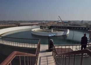 بدء تنفيذ المرحلة الثالثة من محطة تنقية مياه الشرب في مدينة 6 أكتوبر