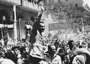 """ألقاه جالسا وأعلن بناء السد العالي.. آخر خطابات """"ناصر"""" في ذكرى الثورة"""