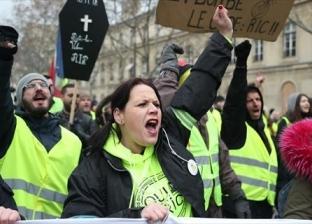 """""""السترات الصفراء"""" تستعد لخوض انتخابات """"البرلمان الأوروبي"""""""