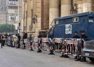 الحبس 6 أشهر لـ 3 عاطلين بتهمة التظاهر بدون تصريح في ذكرى فض رابعة