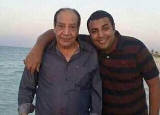 """صلاة الجنازة على محمد شعبان حسين في """"السيدة نفيسة"""""""